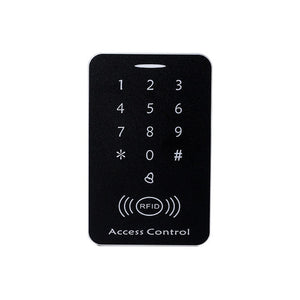 Best Selling 125KHz RFID Access Control System Security ID Card Password Door Lock 10 Keyfobs
