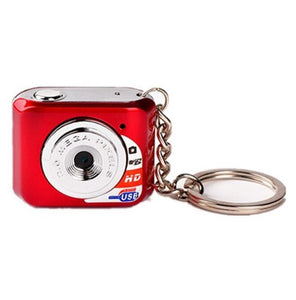 Portable X3 Mini Digital Camera HD kamera 1280*720 camara Removable Video Camera Drop Shipping