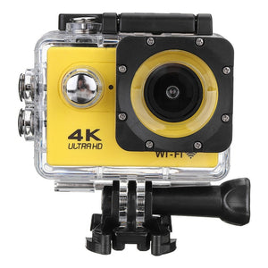 Action Camera Ultra Hd 4k 30m Wifi 2.0 170d Screen 1080p  Underwater Waterproof Sport Camera Go Extreme Pro Cam Video Camcorder