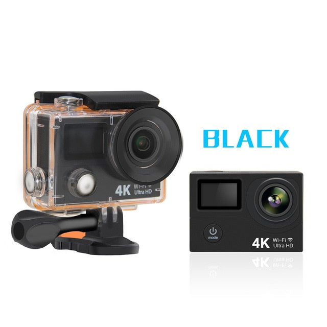 GEEKAM H3R/H3 Action Camera Ultra HD 4K/30fps 20MP WiFi 2.0