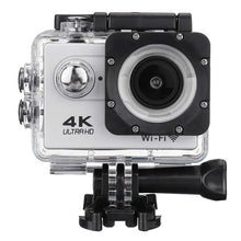 Load image into Gallery viewer, Action Camera Waterproof 4K 1080P 2.0 LCD HD Screen WiFi 30M 170D DVR Cam Underwater Camcorder Video Sport