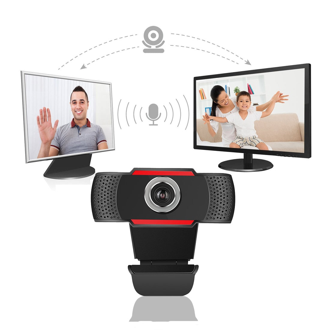 300 Megapixel HD USB Web Cam Webcam