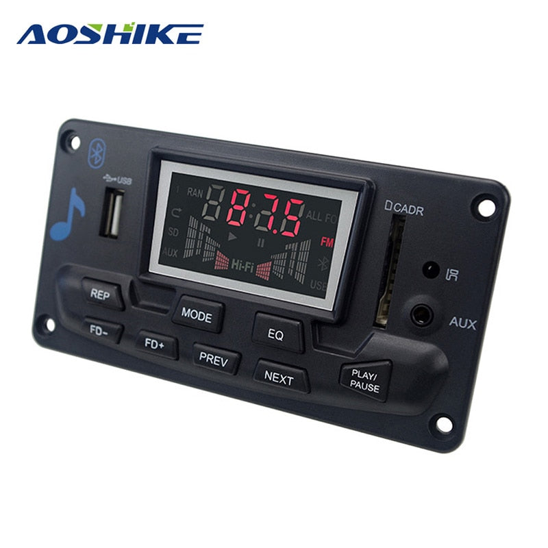 AOSHIKE Bluetooth Lossless APE Decoder MP3 Board