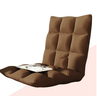 Foldable Multi-layer Sponge+Velvet Sofa Bed