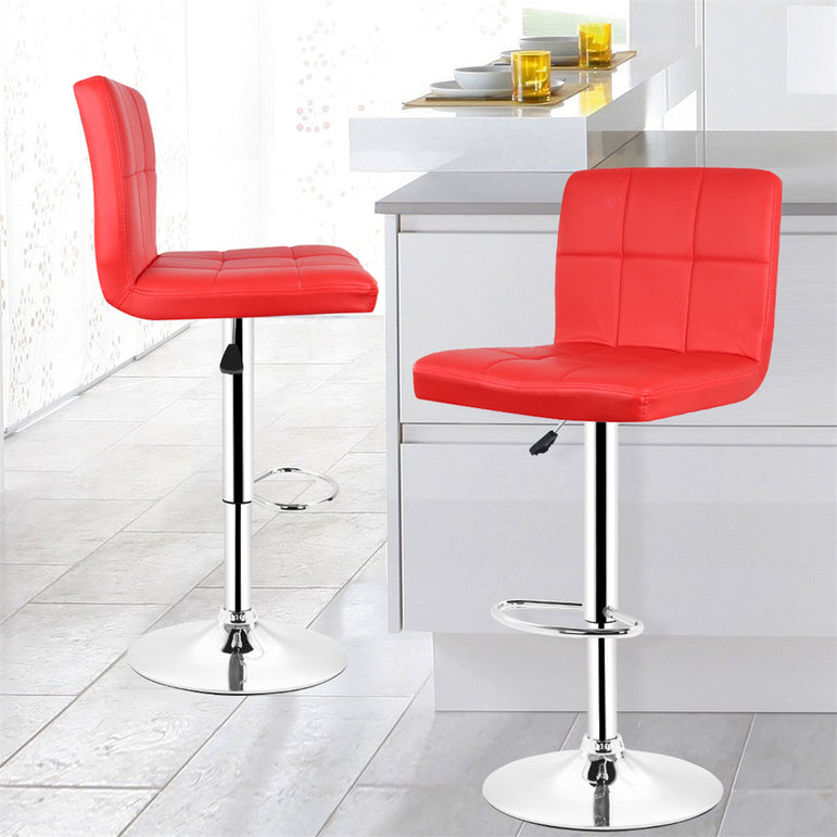 2 Pieces Modern Fashion Bar Chair