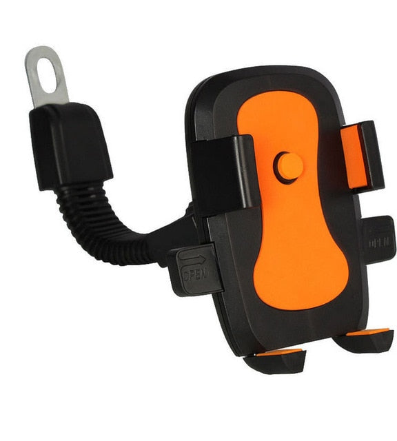 Motorcycle Scooter Mobile Phone Holder