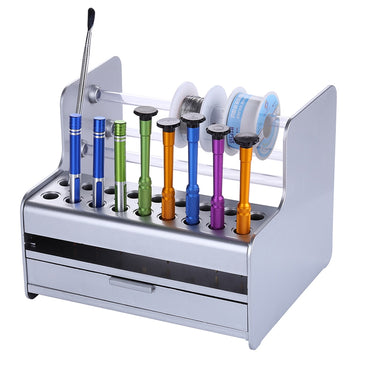 Practical Plastic Storage Tool Box Electronic Components