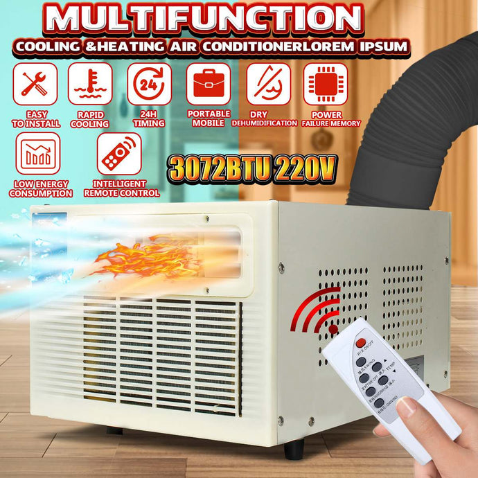 Household Portable Heater Window Air Conditioner