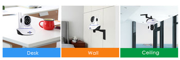 Hiseeu 1080P 1536P IP Camera Wireless Home Security Camera