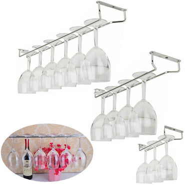 Wine Rack Glass Hanging Bar