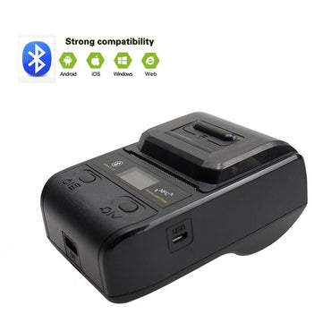 Bluetooth Thermal Label Printer