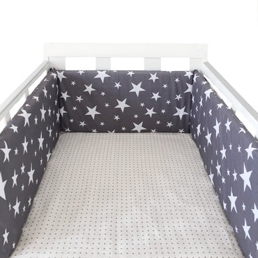 Nordic Stars Design Baby Bed
