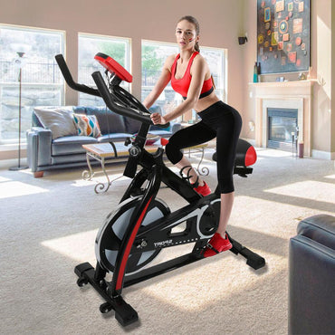 Home Gym Bicycle Equipment with LCD Display