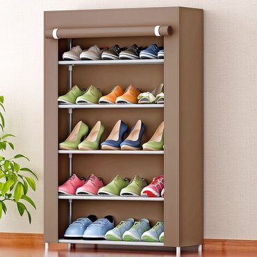 4/5/7 Layers Dustproof Shoe Rack