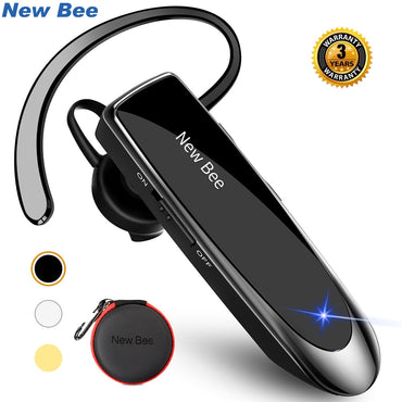 New Bee Bluetooth Headset