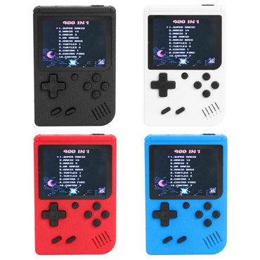 Handheld Video Games Console Built-in 400 Retro Classic Games