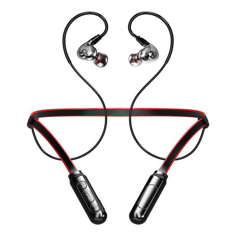 Dual Dynamic Bass Bluetooth Earphone