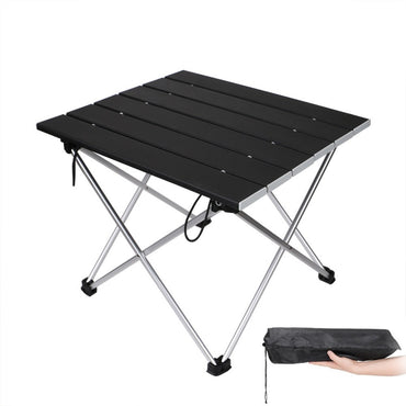 Folding Table with Pouch