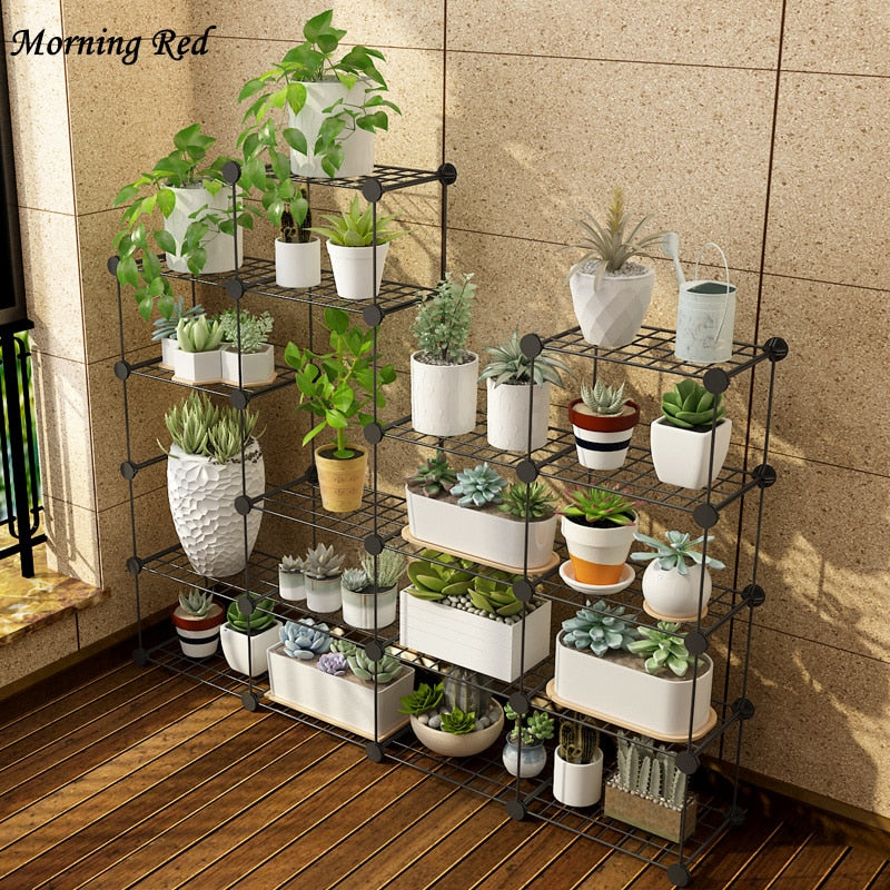 Multi Layer Plant Stand Organizer