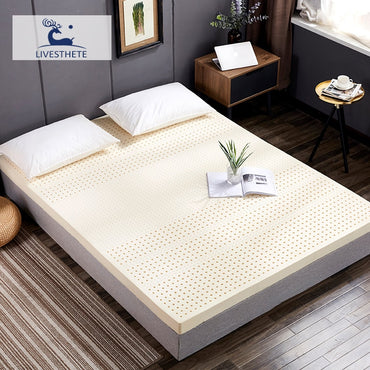 Natural Latex Body Pressure Release Bed Mattress