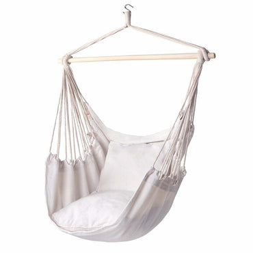 Hammock Chair Hanging Rope Swing