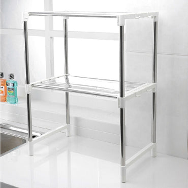 Standing Type Double Kitchen Storage Holders