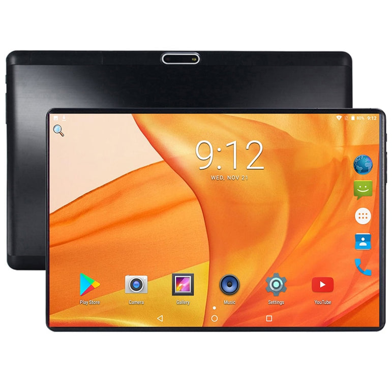 "10"" Tablet Octa Core Android 9.0"