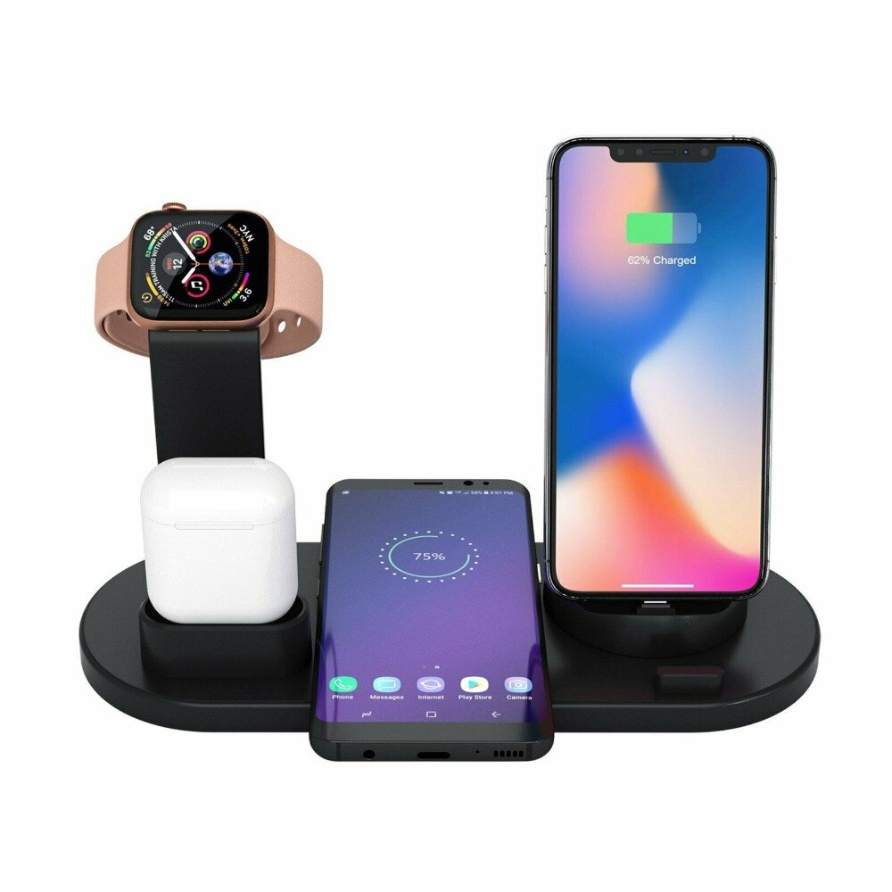 4in1 Wireless Charger Stand