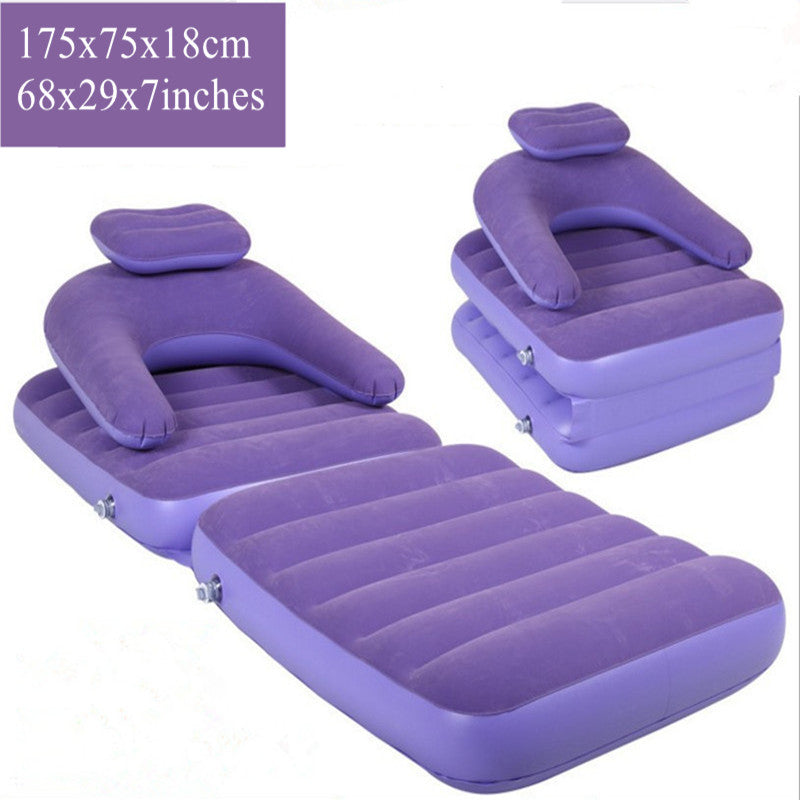 Inflatable Sofa Folding Chair & Bed