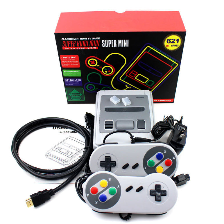 620/621 Games Retro Video Game Console