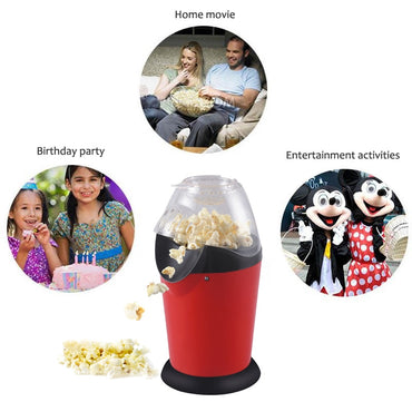 Portable Electric Popcorn Maker