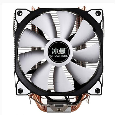 CPU Cooling Fan with PWM Fans