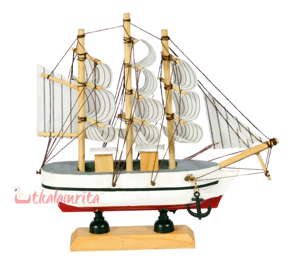 Utkalamrita Wooden Ship