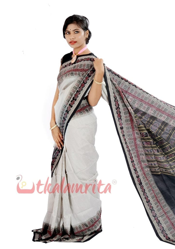 White Sachipar Silk