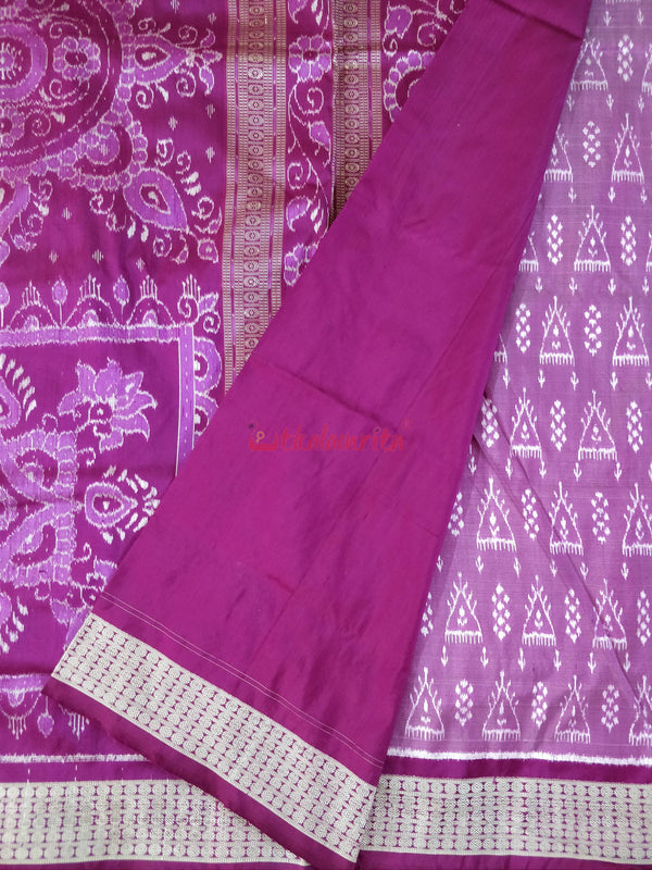 Light Purple Bandha Silk