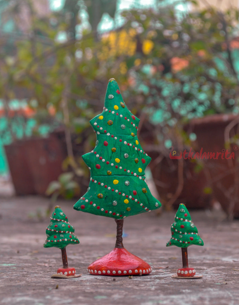 Christmas Tree Showpieces