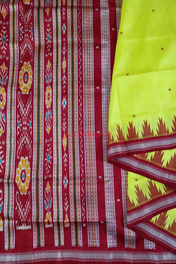 Lemon Red Double Anchal