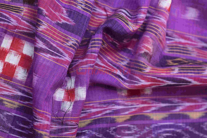 Purple Pasapali (Fabric)