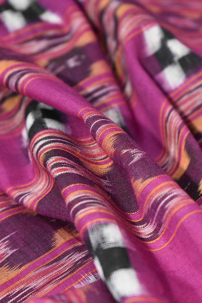 Pasapali over Plum Base (Fabric)