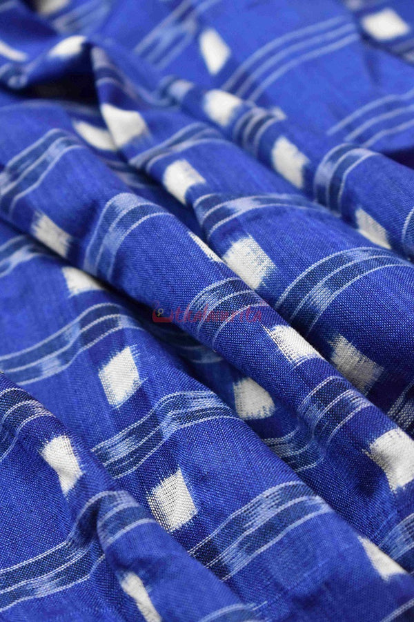 Blue Tipa Pasapali with Lines (Fabric)