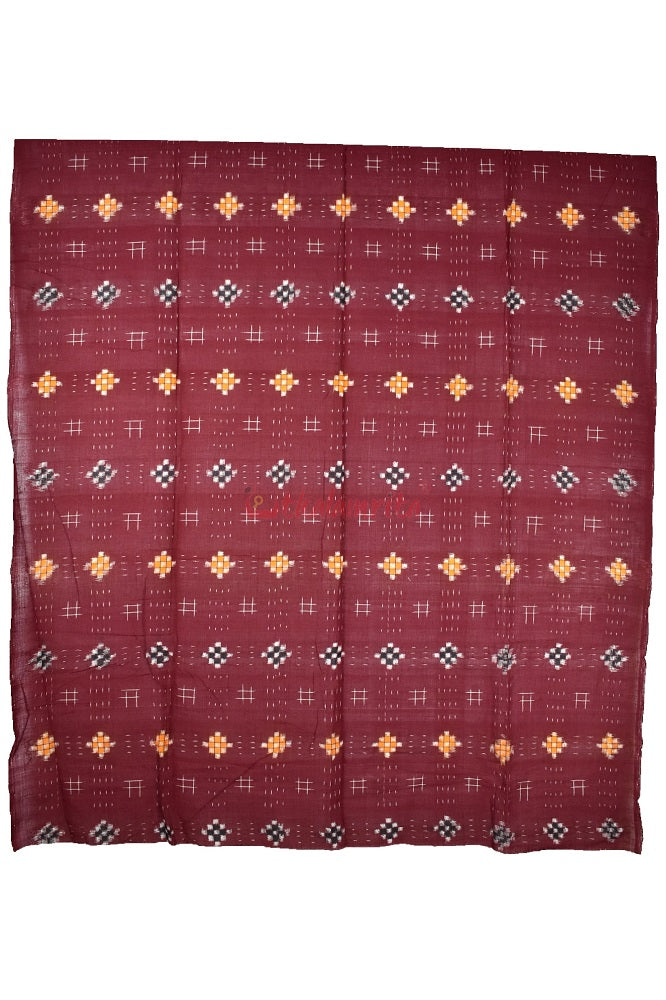 Star Sakta Maroon (Fabric)
