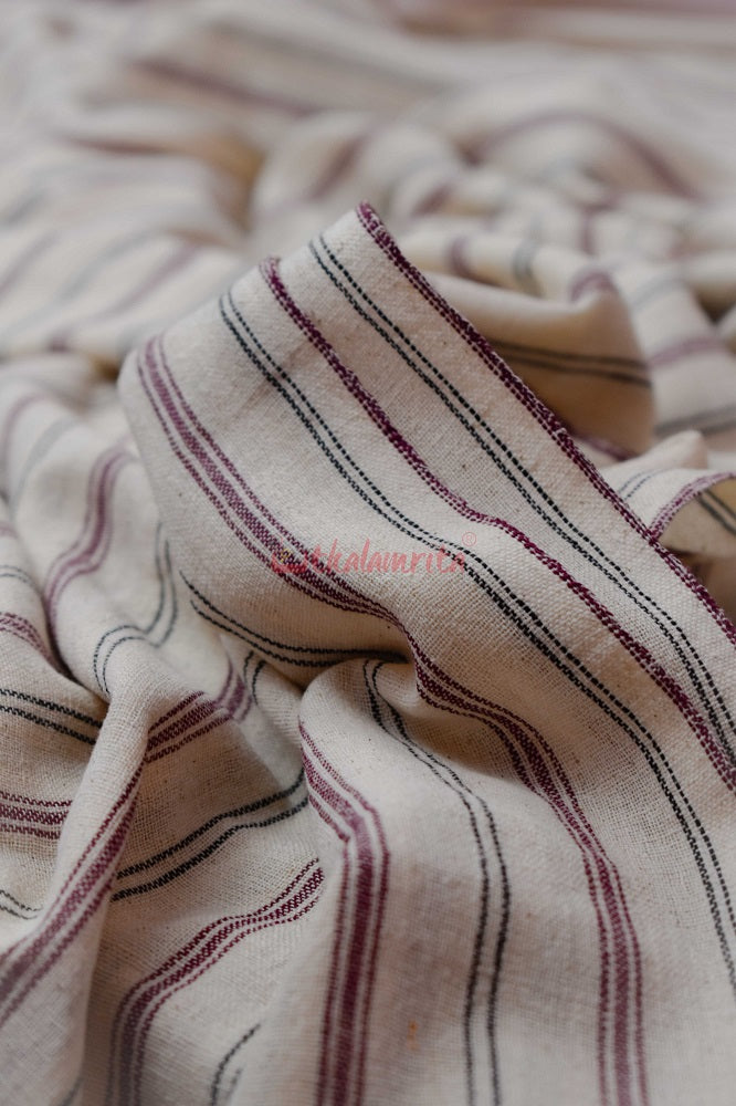 Kotpad White Stripes (Fabric)
