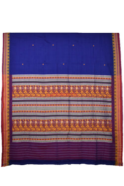 Blue Tribal Anchal Dongria