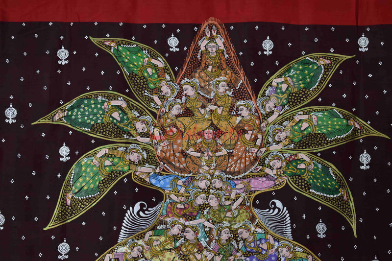Kandarpa Kalash Pattachitra