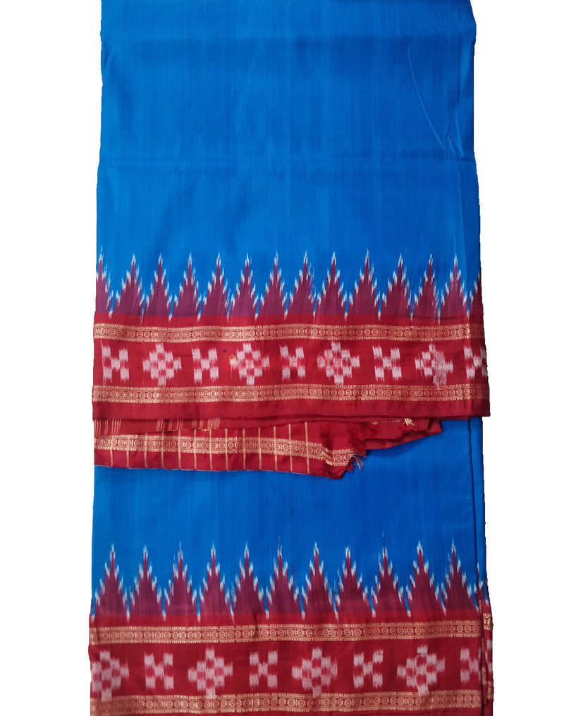 Border Pasapali Blue Red