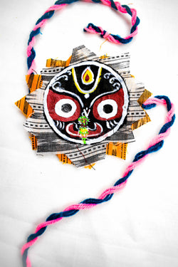 Jagannath Pattachitra Rakhi