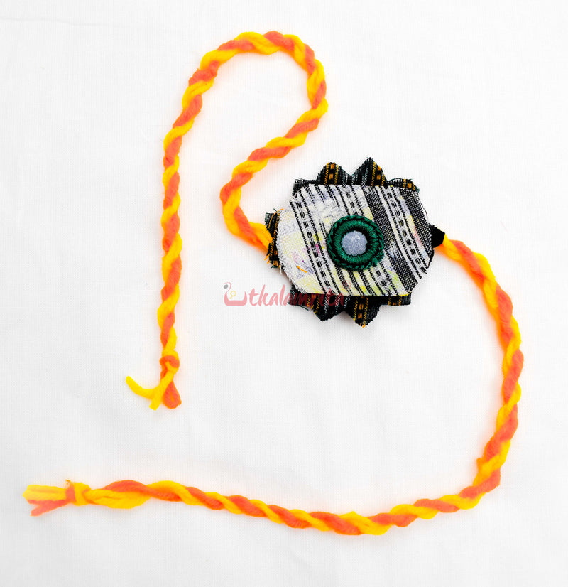 White Kite Rakhi