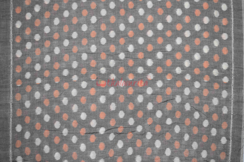 Bubbles on Grey (Fabric)