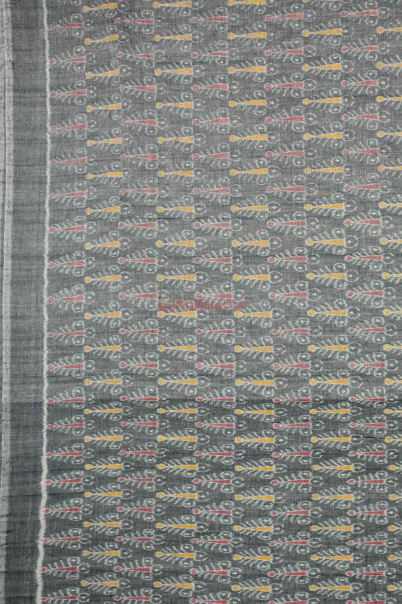 Grey Butterfly (Fabric)