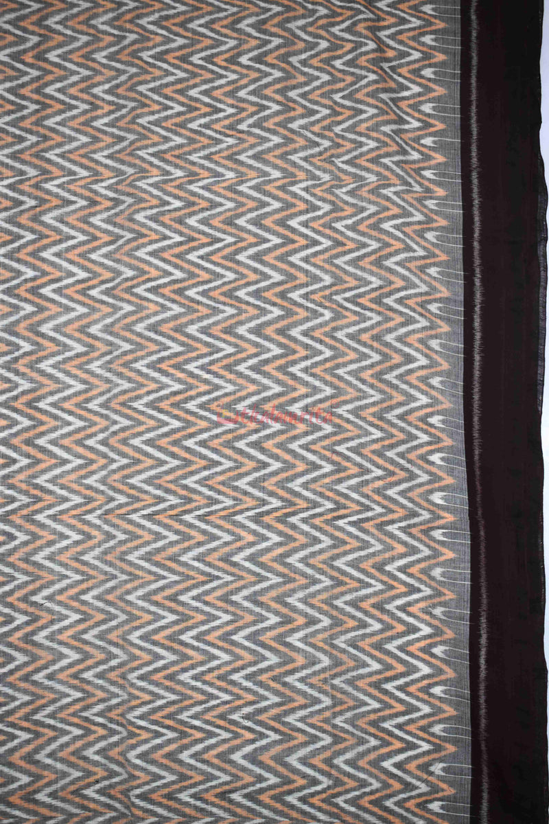 Zinjiri Grey (Fabric)
